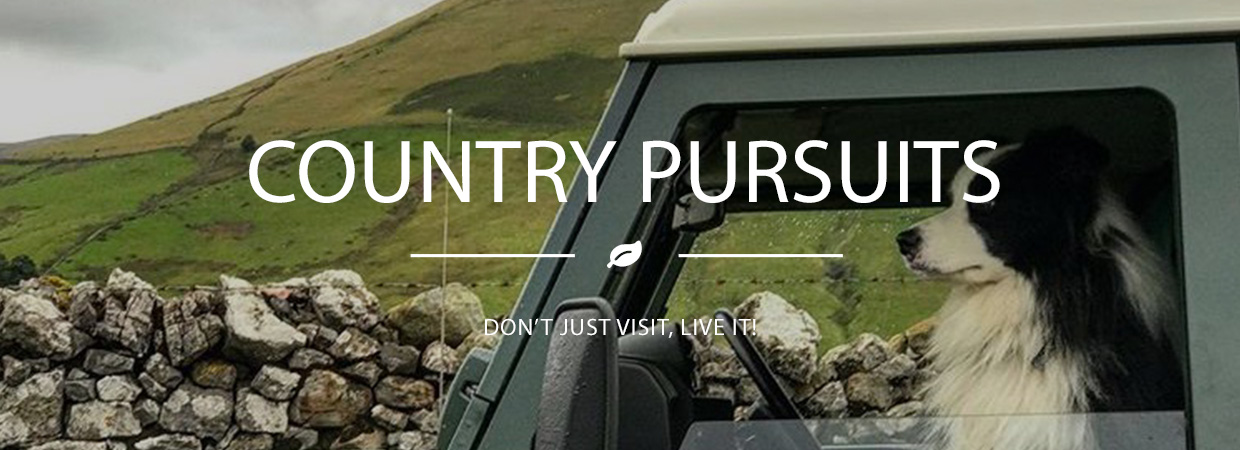 Country Pursuit Experiences Happy Days