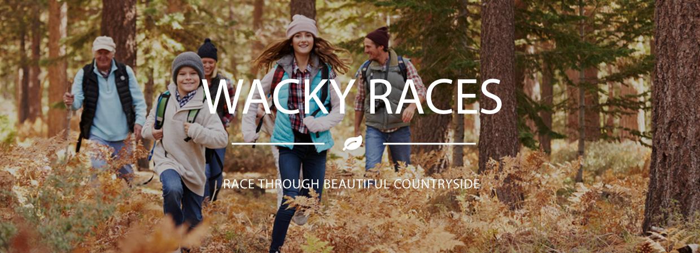 Wacky Races Experience Happy Days