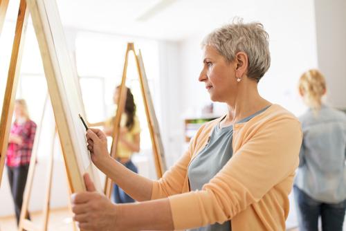 ART CLASS EXPERIENCE