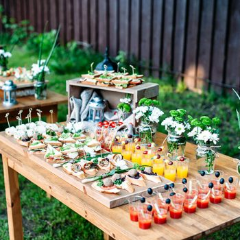 Catering Experience Happy Days