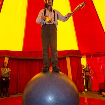Circus Workshop Experience Happy Days